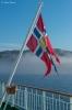 Aan boord van Kong Harald