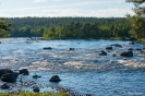 Rivier bij Inari